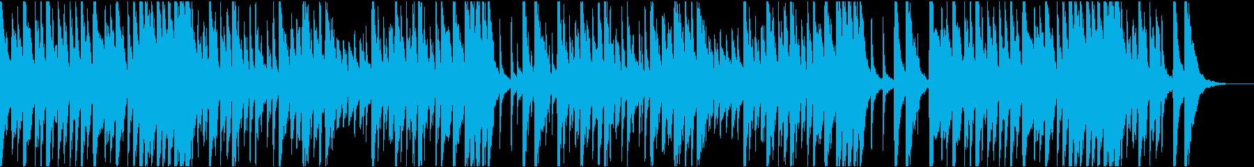 10秒でサビ、クラシック調のコミカルの再生済みの波形