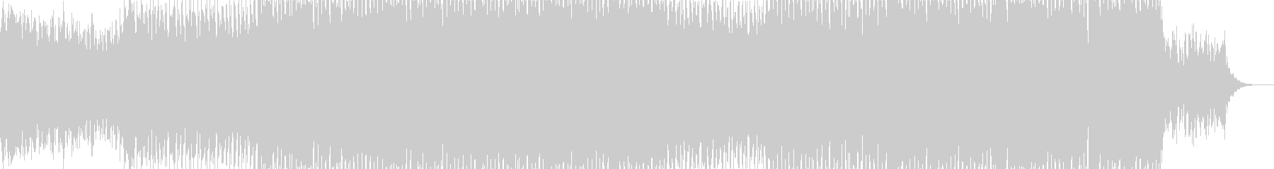 EDMクラブ系ダンスミュージック-74の未再生の波形