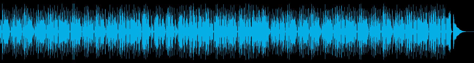 リコーダーがのどかなジプシージャズの再生済みの波形