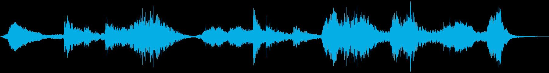 【ダーク】 不敵な笑みの再生済みの波形