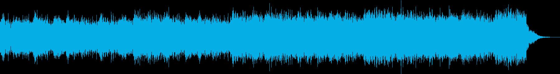 ハラハラ・ドキドキ/ストリングスジングルの再生済みの波形