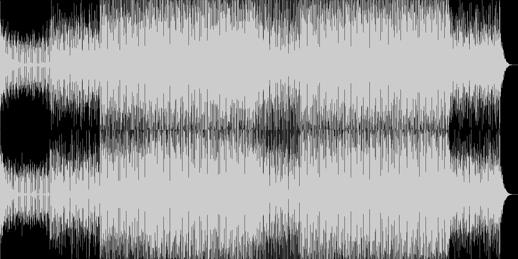EDMクラブ系ダンスミュージック-25の未再生の波形