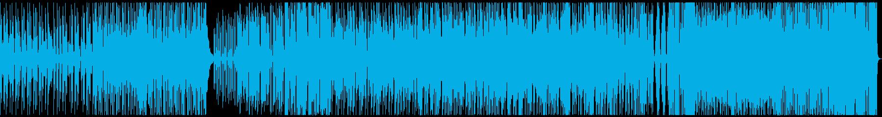 ファンクフュージョンインストゥルメ...の再生済みの波形