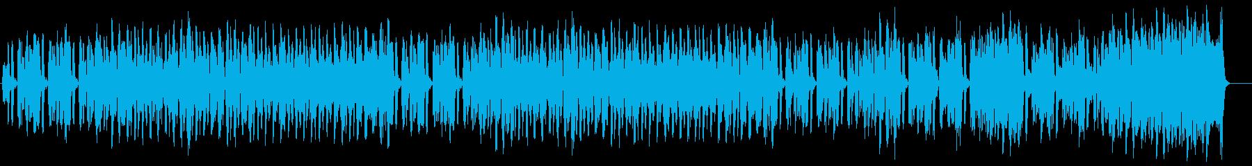 最高に盛り上がれるソウルミュージックを♪の再生済みの波形