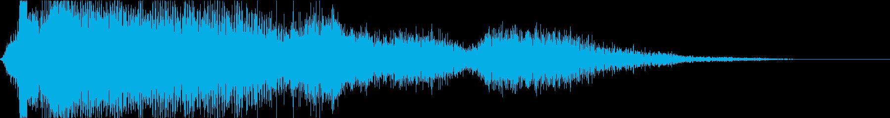 【映画】 トレーラーヒット_08 の再生済みの波形