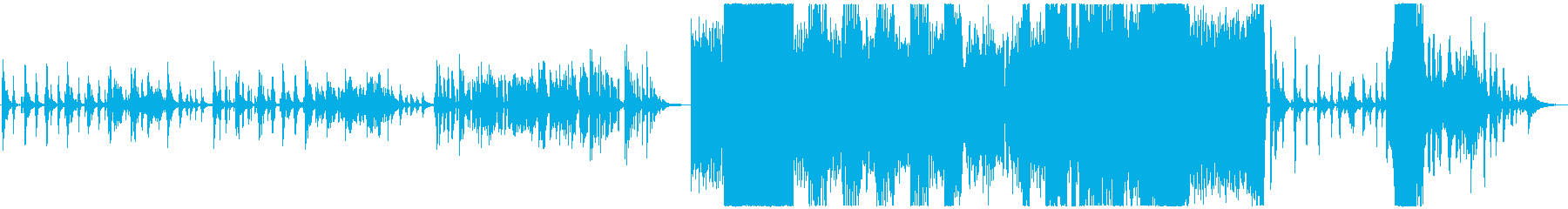 道満の再生済みの波形