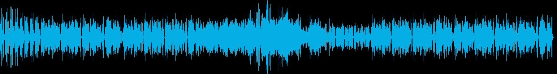 ガーシュインのサマータイムをサックスで!の再生済みの波形