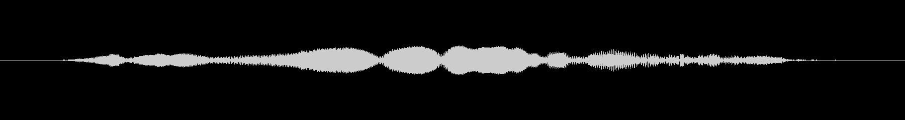 小さい食虫のようなクリーチャー:単...の未再生の波形