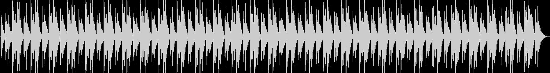 シーケンス 面白いシンセシーケンス01の未再生の波形