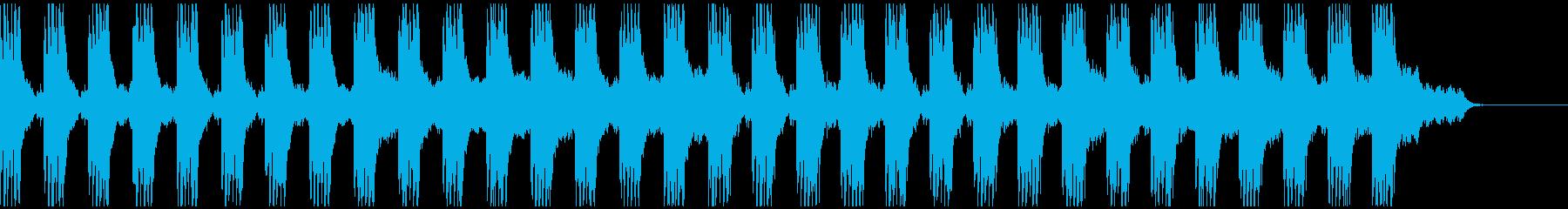 雨ふり アコギ66/生音使用のクールな曲の再生済みの波形