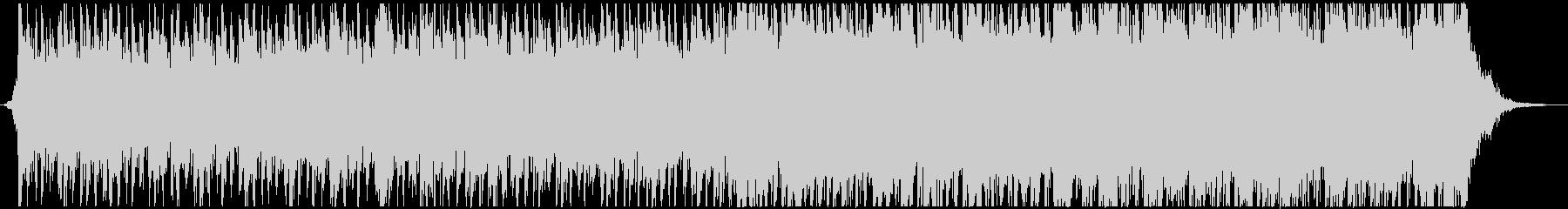 Horizon VIIの未再生の波形