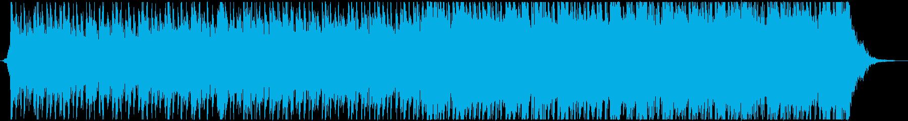 Horizon VIIの再生済みの波形