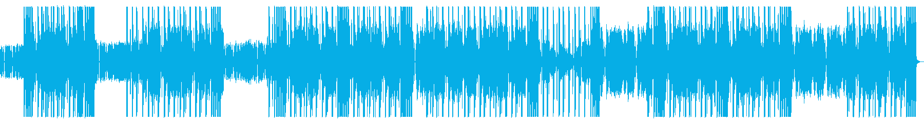 Advanced EDM Trap, Club Beat's reproduced waveform