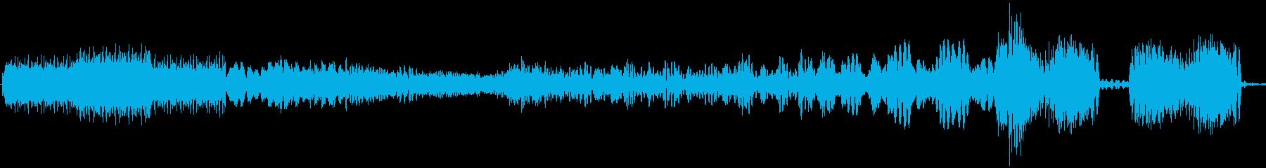 SciFi EC01_92_4の再生済みの波形