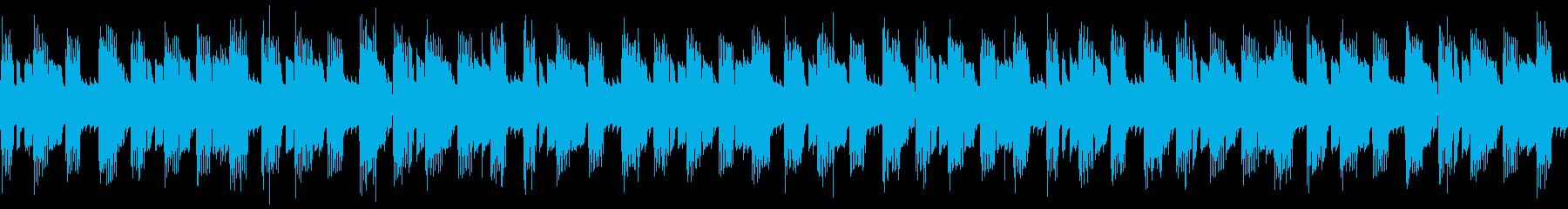 ビデオゲームミュージック:大型およ...の再生済みの波形