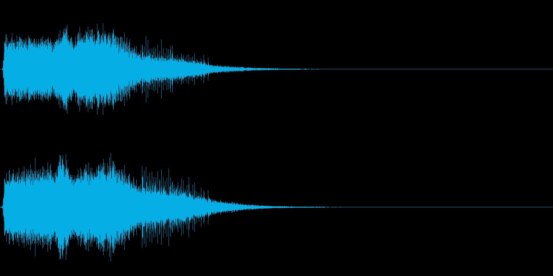 Dark_Attack-34_Revの再生済みの波形