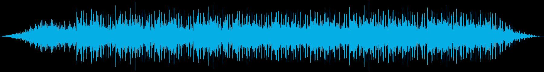 チルアウト リラックス ローファイの再生済みの波形