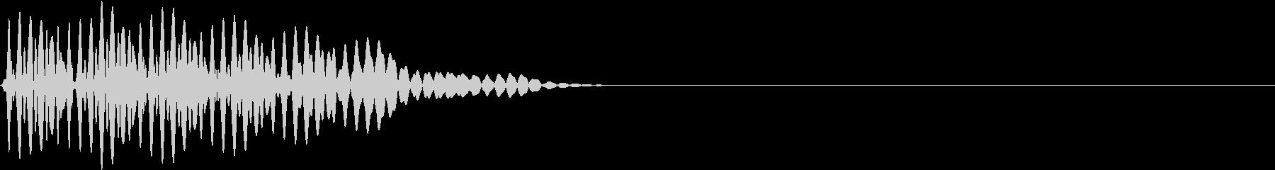 汎用UI_aの未再生の波形
