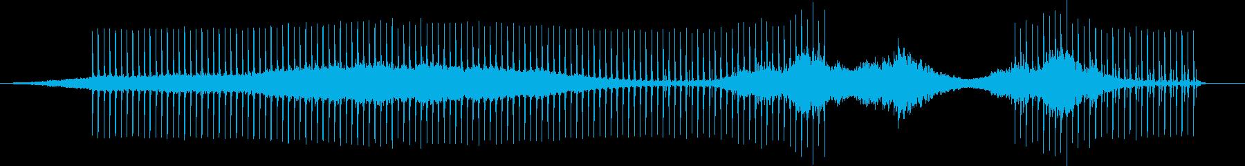 電気環境研究所Spacey-hyp...の再生済みの波形