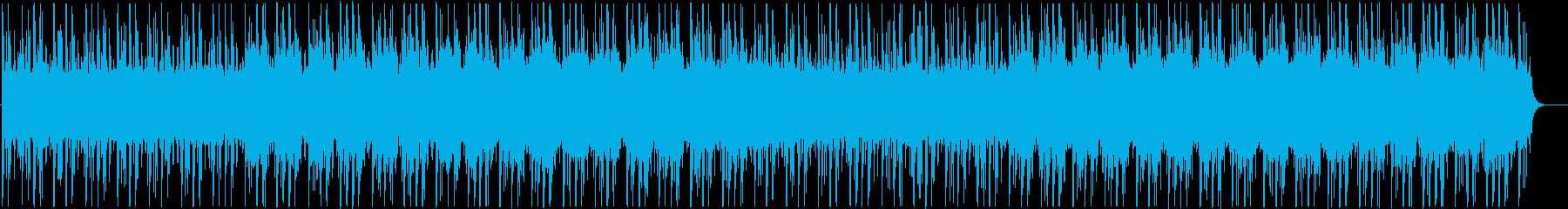おしゃれで優しいチルHipHopの再生済みの波形