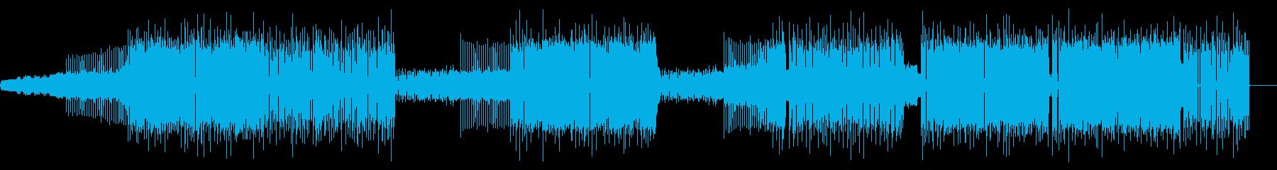 現代的×8bit風サウンド!爽快で切ないの再生済みの波形