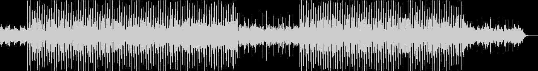 引き立てられたシンセとエレクトロニ...の未再生の波形