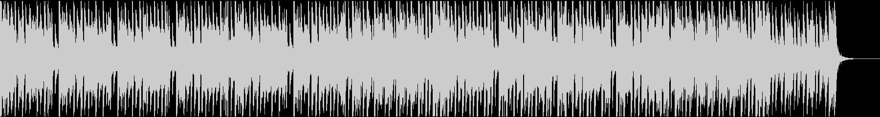 39秒でサビ、電子音ダーク/カラオケの未再生の波形