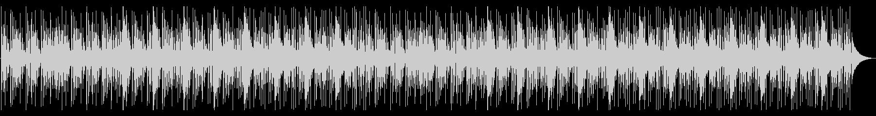 アウトロー雰囲気のヒップホップ536_2の未再生の波形
