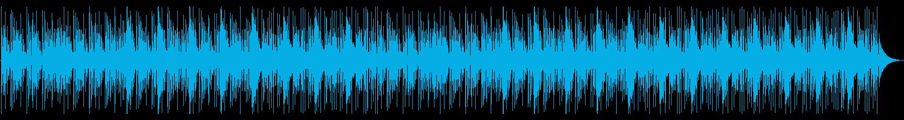 アウトロー雰囲気のヒップホップ536_2の再生済みの波形