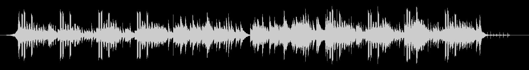 Pop,Electronicaの未再生の波形