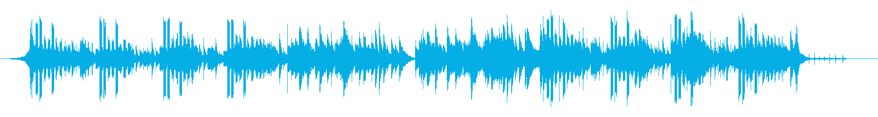 Pop,Electronicaの再生済みの波形