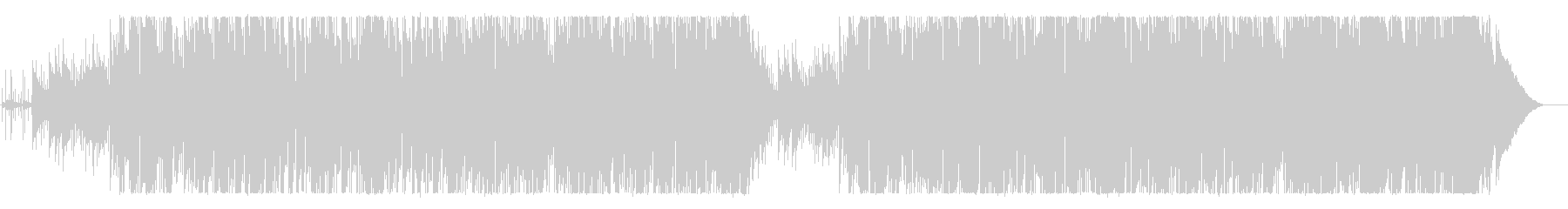 Romantic and adult atmosphere BGM's unreproduced waveform