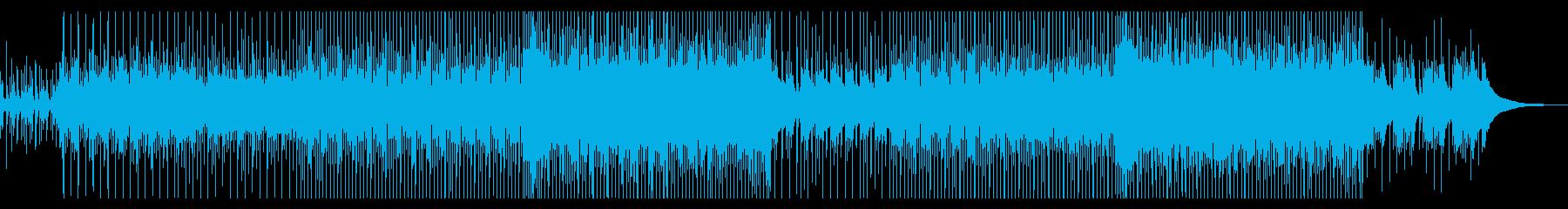 明るく可愛い陽気なコンセプト系の再生済みの波形