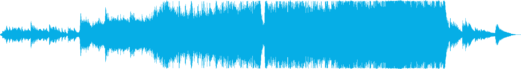 Epic Cinematic's reproduced waveform