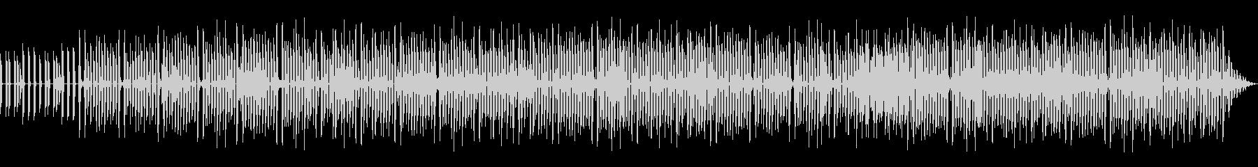 ちょっと昔のゲーム音楽風 楽しいリズムの未再生の波形