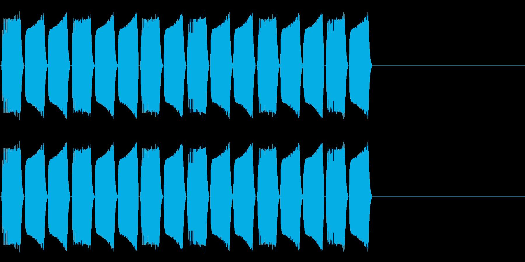 KANTブパパ自主規制音2middleの再生済みの波形