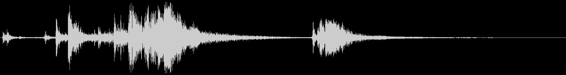 銃 ハンドガン リロード音 リアル系の未再生の波形