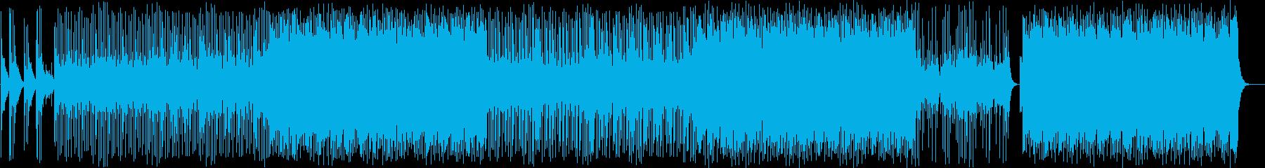 和風/和楽器/掛け声(は!/よ!)/A3の再生済みの波形