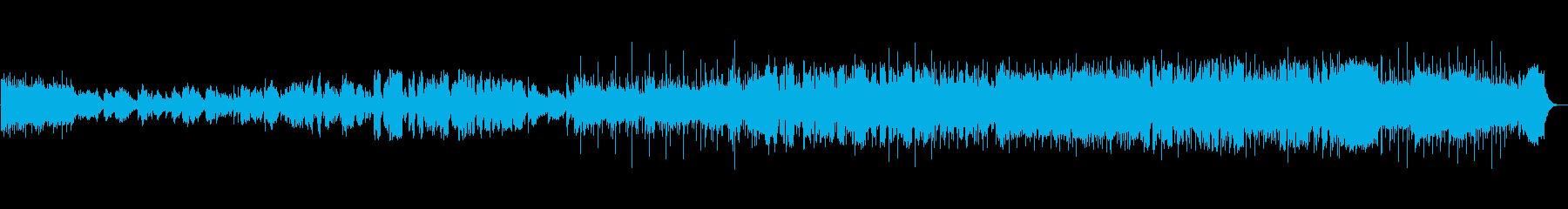 元気を届ける応援ソングの再生済みの波形