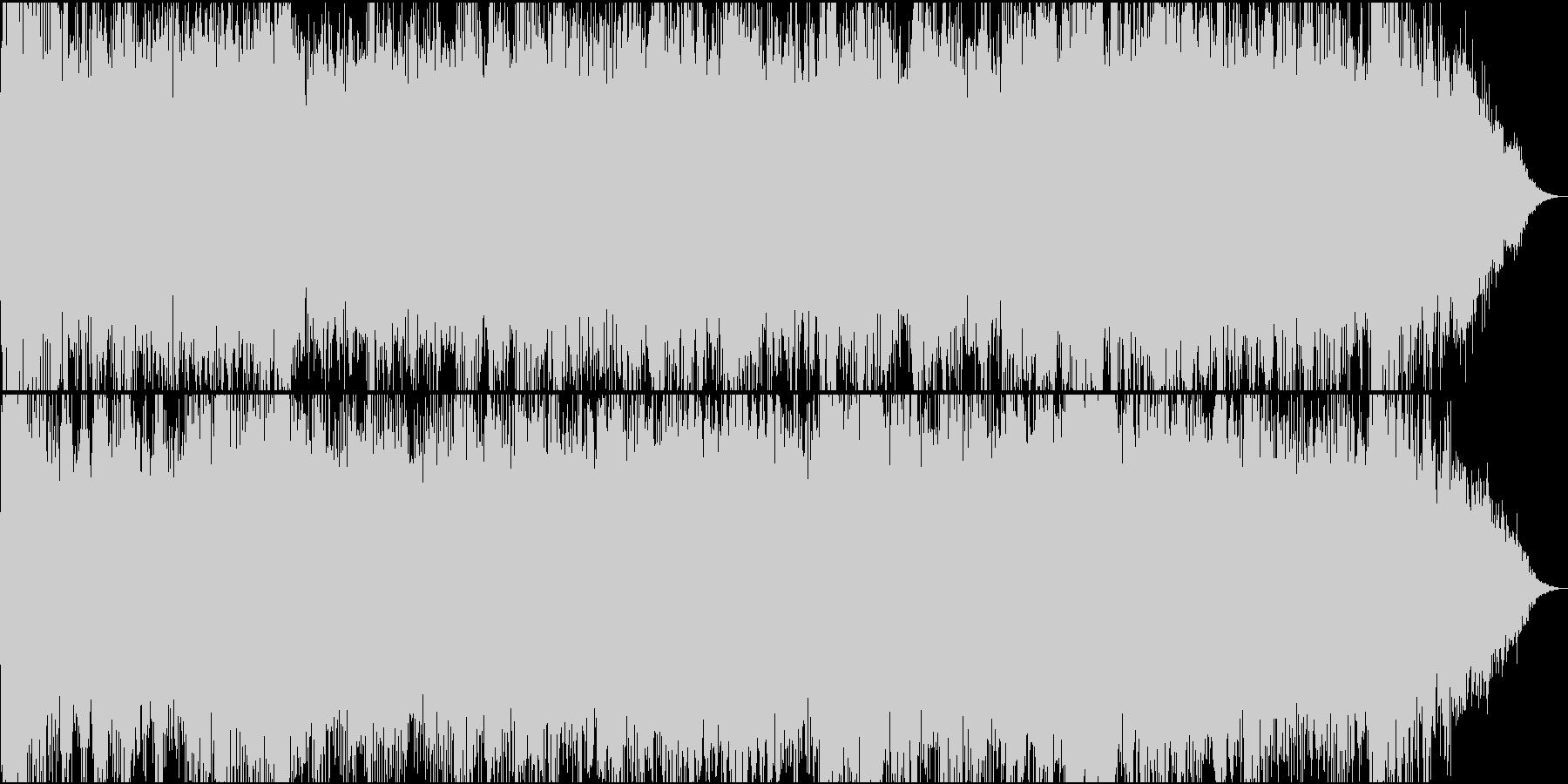 【20秒】壮大なオケもの/ラジオCM用の未再生の波形
