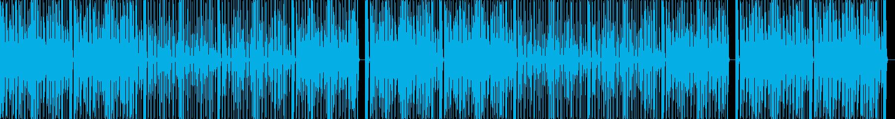 ファンキーな70年代のグルーヴ。安...の再生済みの波形
