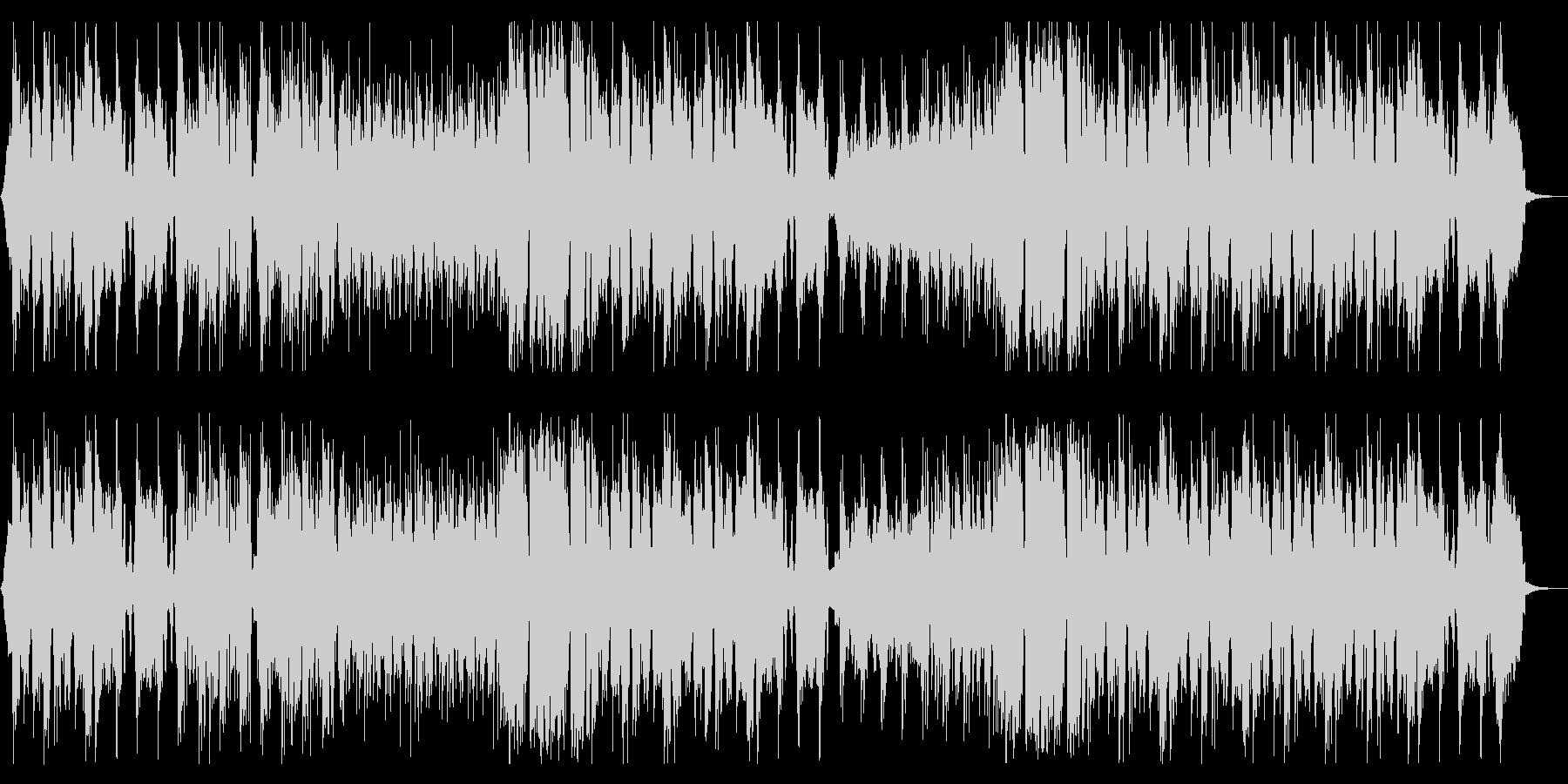 壮大でインパクトのあるトレーラー音楽の未再生の波形