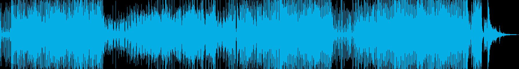 飲み会・三味線&和太鼓の宴ジャズ 軽快の再生済みの波形