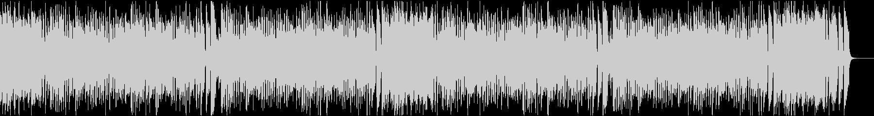 7秒でサビ、電子音コミカル/静かめの未再生の波形