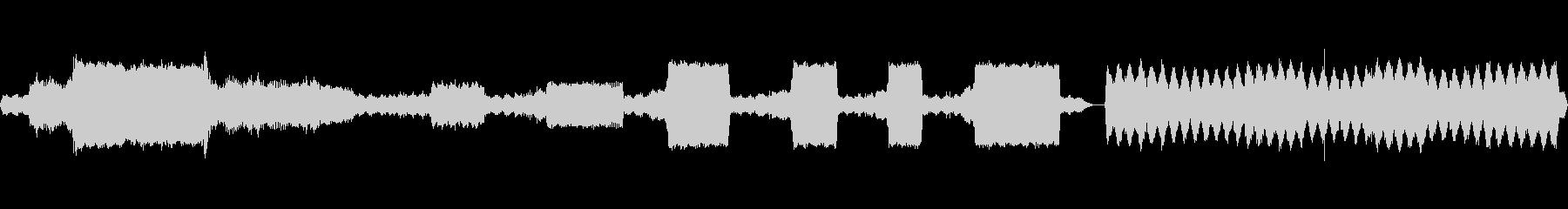自動化を制御するマシンプロセッサ;...の未再生の波形