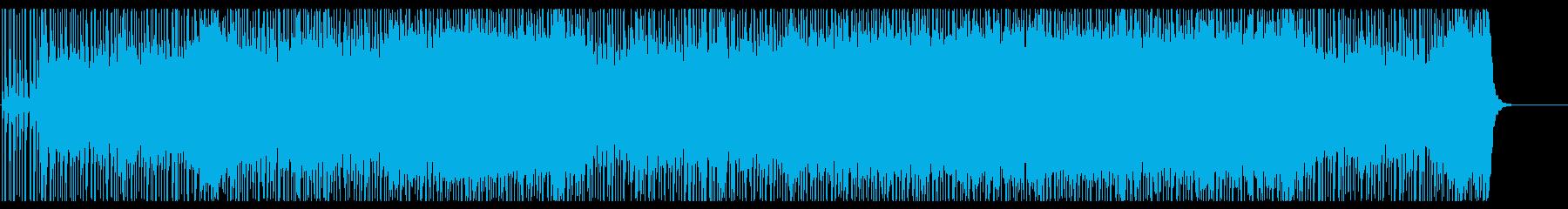 スポーツ レース スリル スピード 挑戦の再生済みの波形