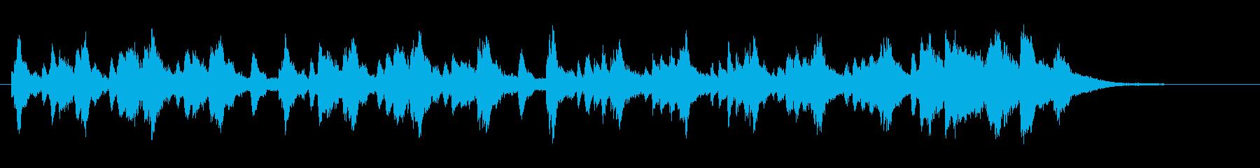 パガニーニの主題による変奏曲/ブラームスの再生済みの波形