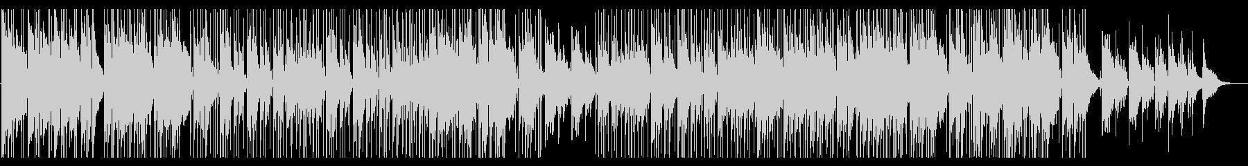 切ないアコギインスト Longの未再生の波形