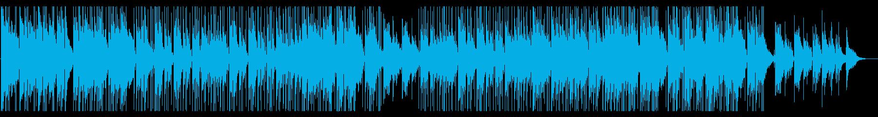 切ないアコギインスト Longの再生済みの波形