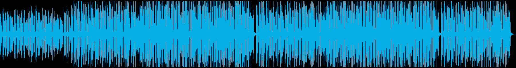 エレクトリックピアノで明るく爽やかな朝の再生済みの波形